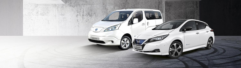 Nissan Elektro Spes Automobile
