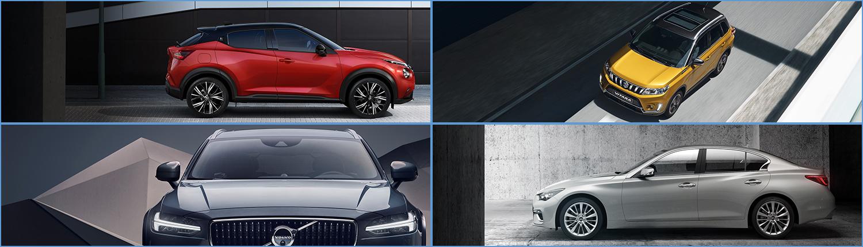 Markenwelt von Spes Automobile