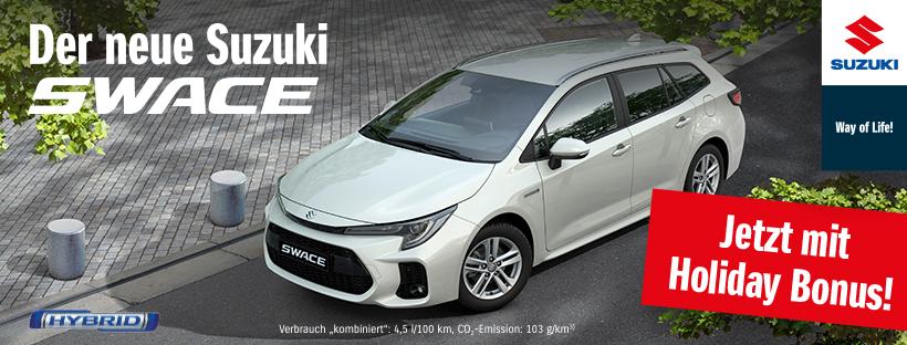 Suzuki SWACE Holiday Bonus 2021