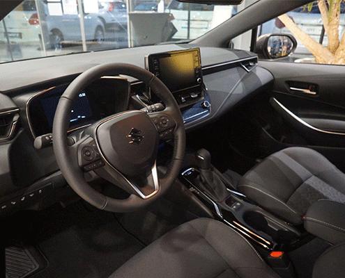 Suzuki Swace Innen
