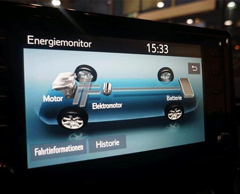 Suzuki Swace Monitor