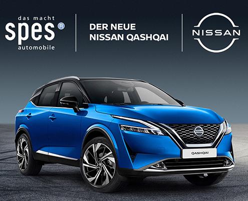 Der neue Nissan Qashqai