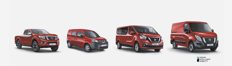 Nissan Nutzfahrzeuge - NOVA sparen