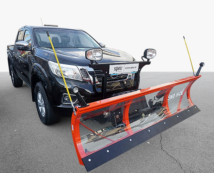 Nissan Navara Winterausrüstung