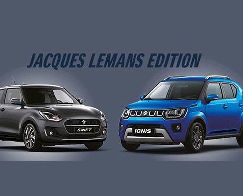 Suzuki Jacques Lemans Edition