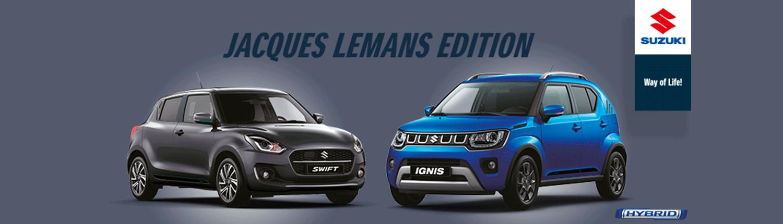 Suzuki SWIFT + IGNIS Jacques Lemans Edition