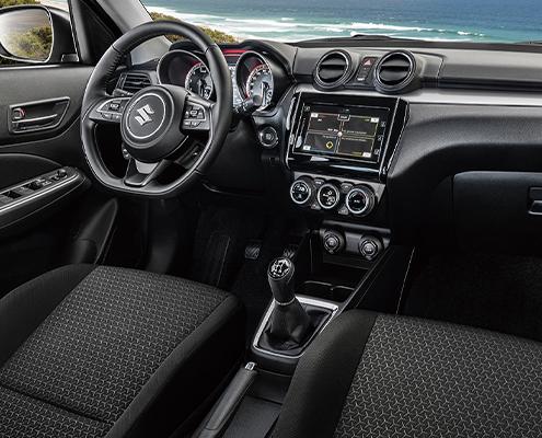 Suzuki Jacques Lemans Edition Innenraum