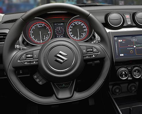 Suzuki Jacques Lemans Edition Lenkrad